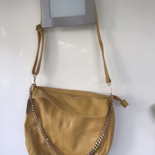 Mustard Hand Bag