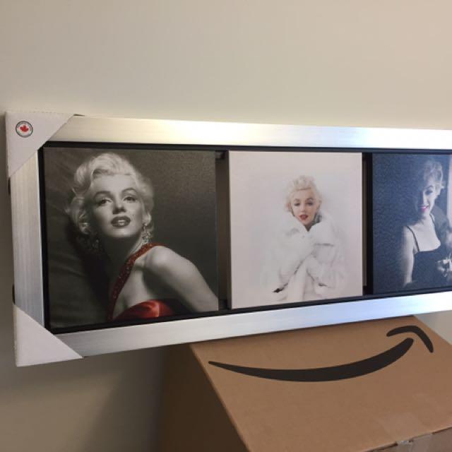 New Framed - Marilyn Monroe