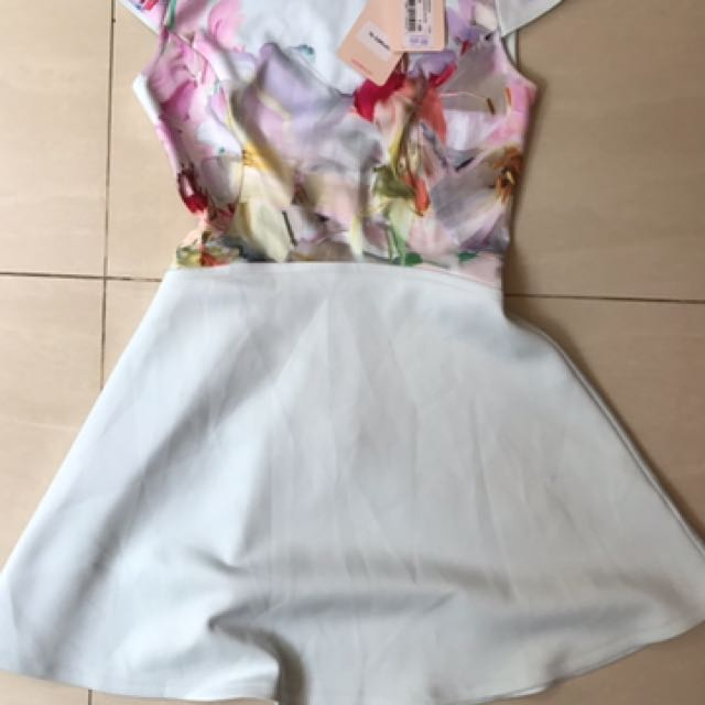 New TED BAKER Dress Size 1(small)