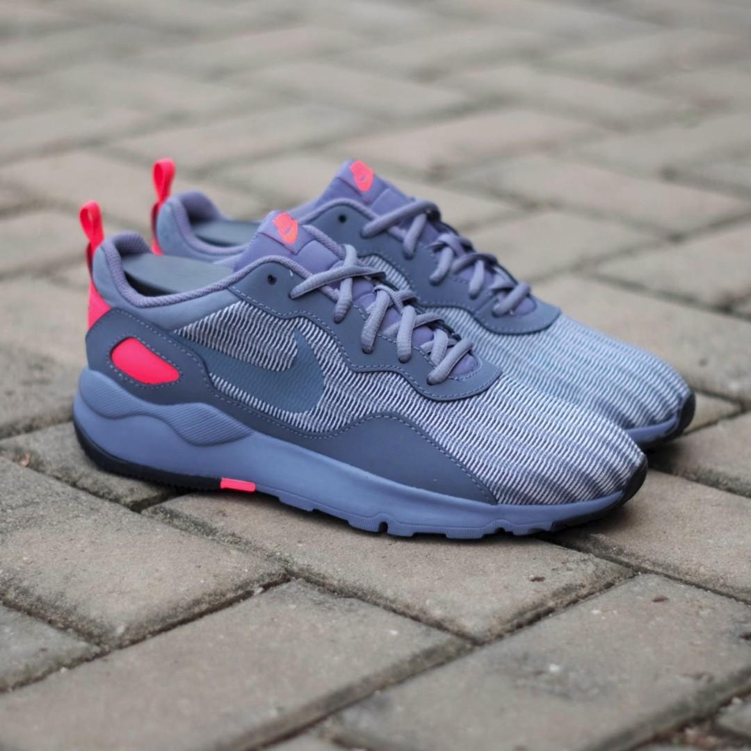 Nike LD Runner Grey Pink Original Preloved Fesyen Wanita Sepatu Di