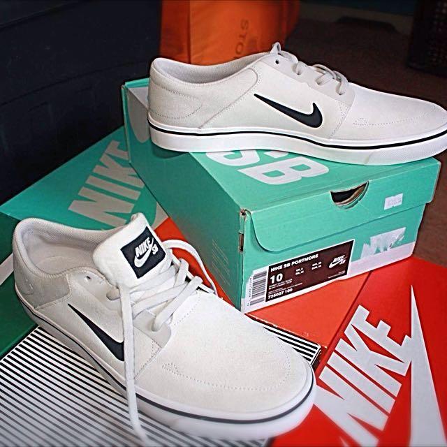 Nikes And Puma