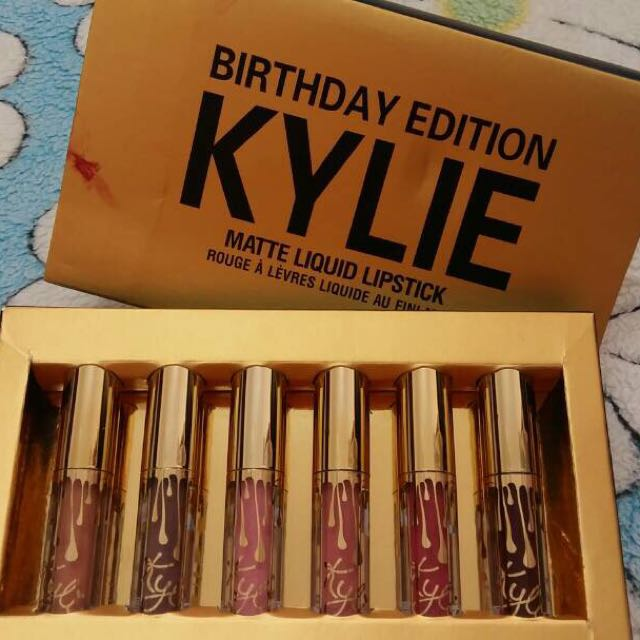 Not Authentic Kylie Lip Liquid