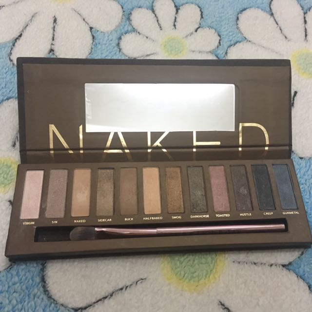 Not Authentic Naked Basic Palette