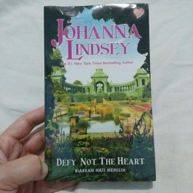 Novel Historical Romance By Johanna Lindsey