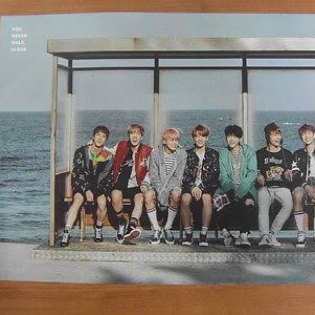 OFFICIAL BTS POSTERS (brand new)