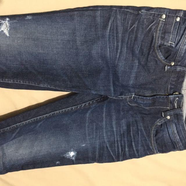 Osella Jeans Biru