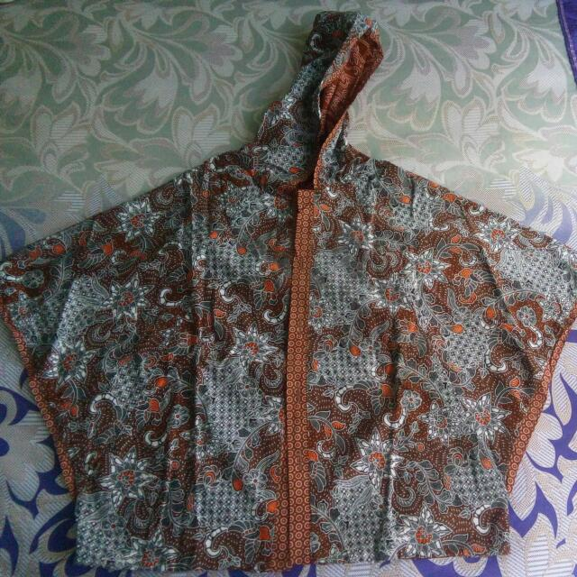 Outer Batik Bolak Balik