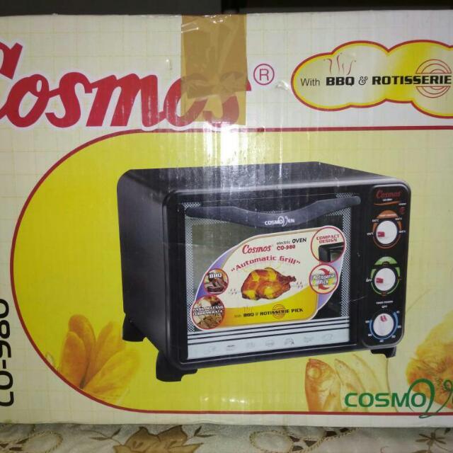 Oven Listrik Cosmos CO-98