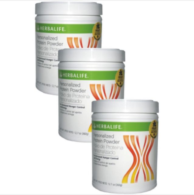 Personal Protein Powder Herbalife Diet