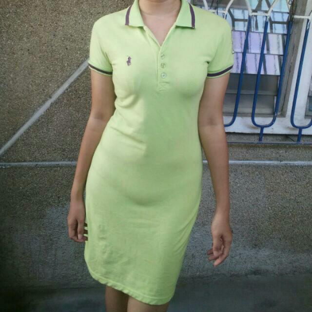Pole Dress