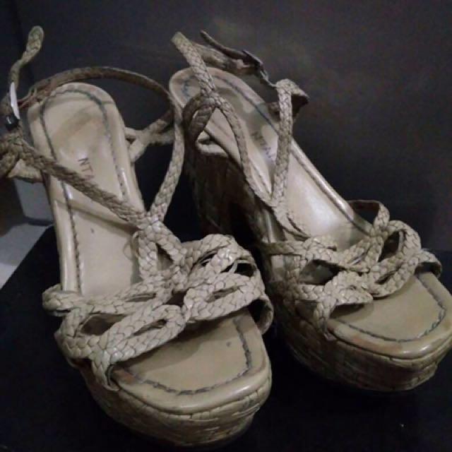 Pons Quintana Big Heels Shoes