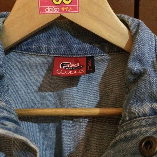 Pre Owned Denim Jacket