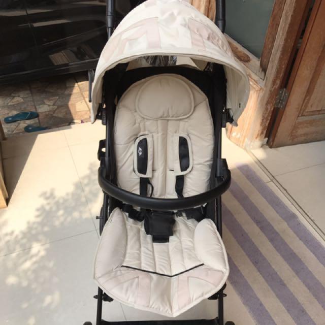 Preloved Easywalker Minibuggy Stroller
