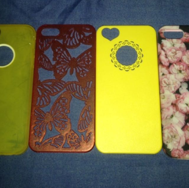 Preloved iPhone 5/5s Casing