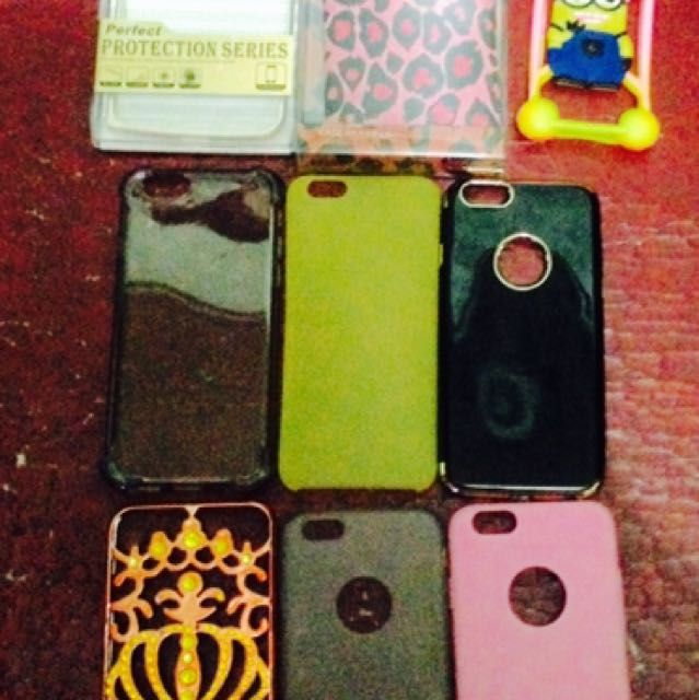 Preloved iPhone 6/6s & Samsung Grand Duos 2 Casing