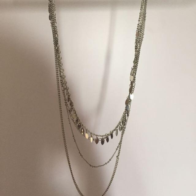 Preloved Kalung Silver
