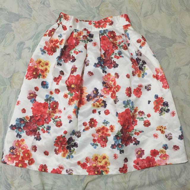 Preloved Korean Skirt