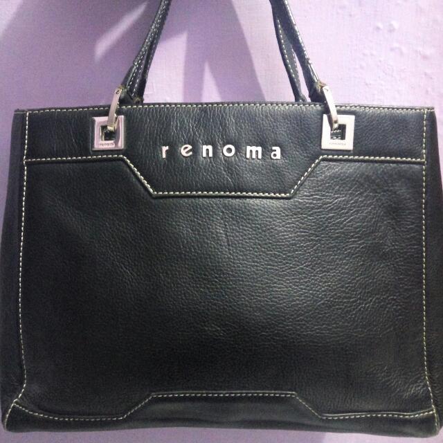 preloved Renoma handbag