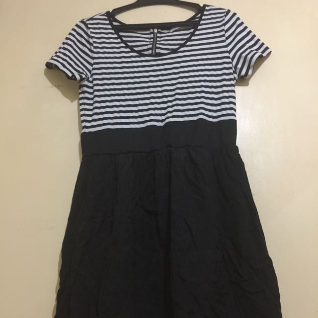 Preloved Stripes Dress