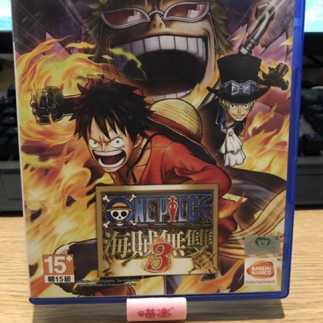 PS4 海賊無雙3 (中文版)