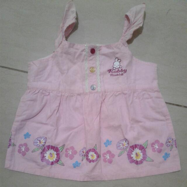 robby rabbit top for toddlers