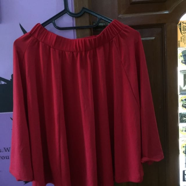 rok merah