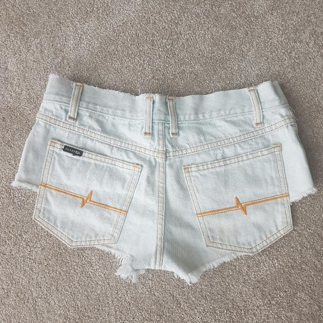 Rusty Denim Shorts