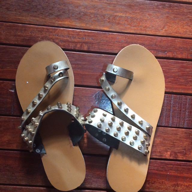 Sandal Gold Nine West