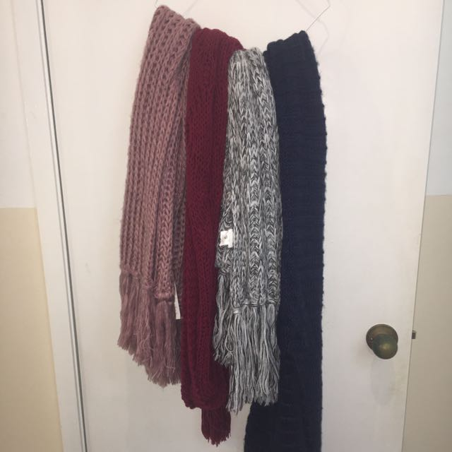 Scarves (For Individual or Bundle Sale)