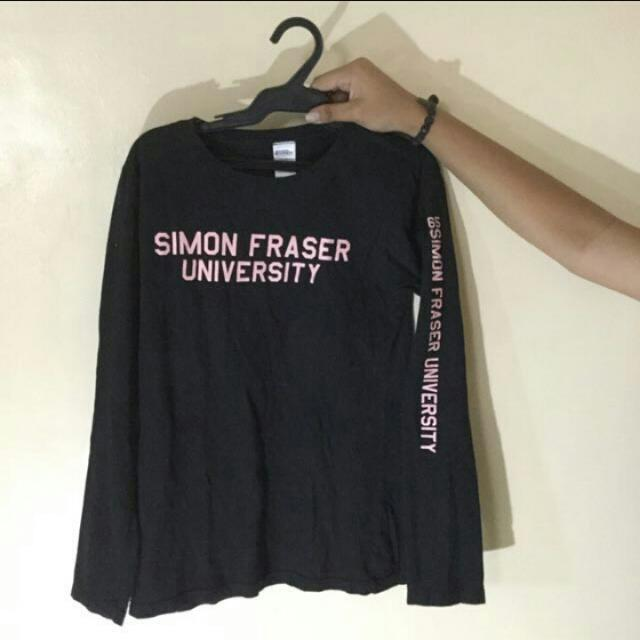 Simon Fraser University Top