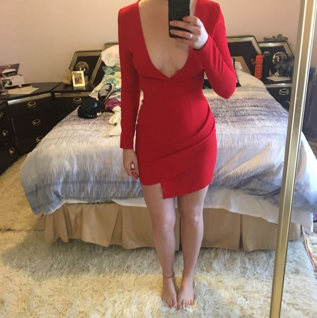 Size Small Red Dress