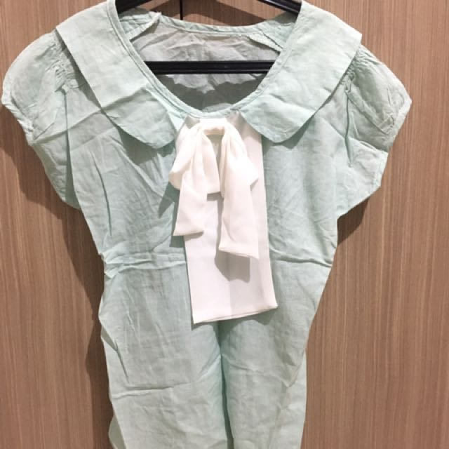 Sky Blue Formal Shirt