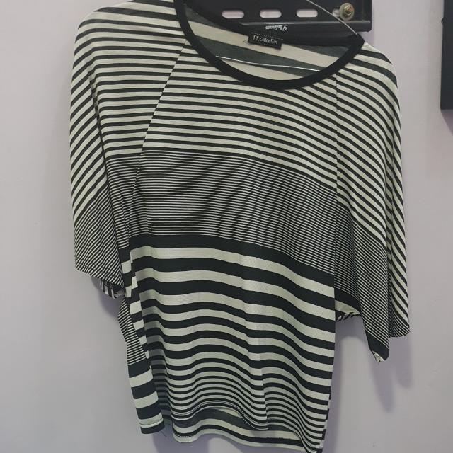 Stripes Top (FREE ONGKIR JABODETABEK)