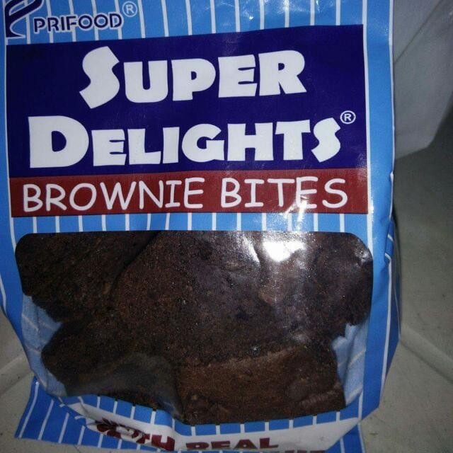 Super Delight & Chocovron Brownies