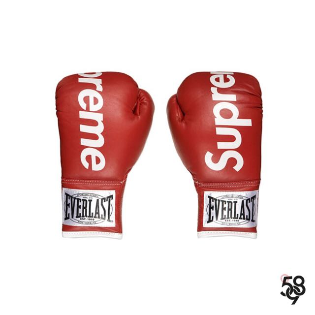 SUPREME X EVERLAST BOXING GLOVE, Sports, Other On Carousell