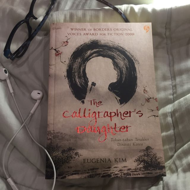 The Calligrapher's Daughter (novel by Eugenia Kim)