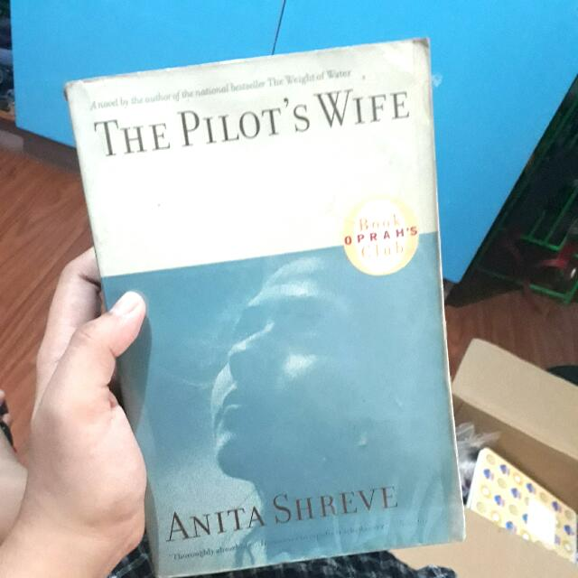 The Pilot's Wife