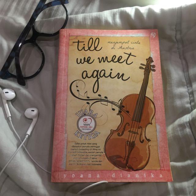 Till We Meet Again (novel by Yoana Dianika)