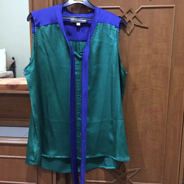 Top Sifon Blue Green Size L