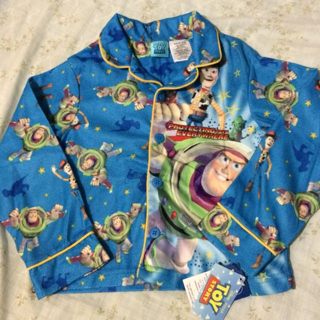 Toy Story Flame Resistant Longsleeve