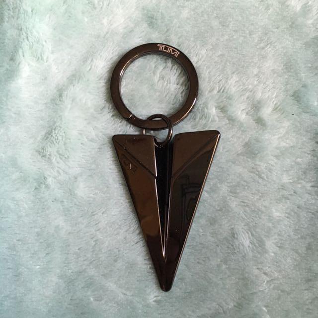 Tumi Paper Plane Keychain 61c7b44e2