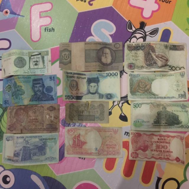 Uang Lama All Item