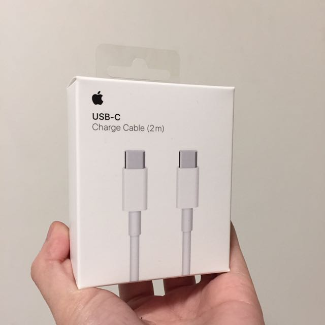 USB-C Charge Cable Apple