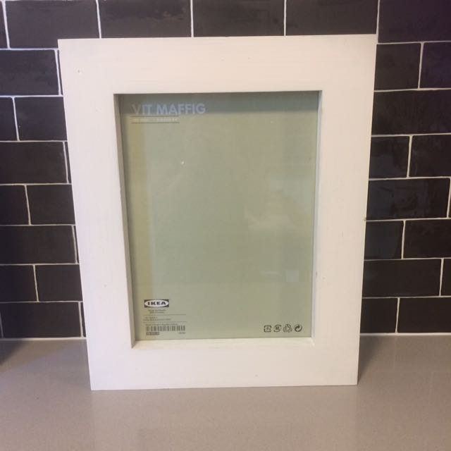 White IKEA PIcture Frames Free