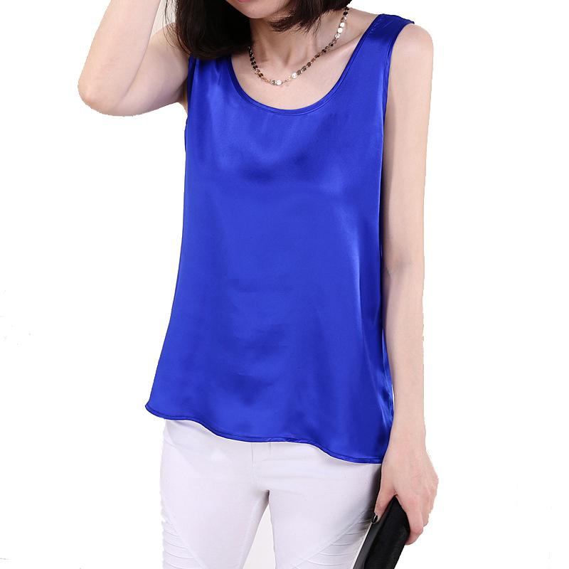 2fcc54bed8513 Women s Silk Blouses Top 100% Pure Silk