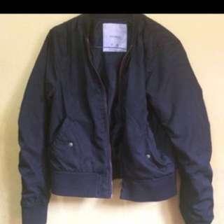 Bomber Jacket Pull And Bear