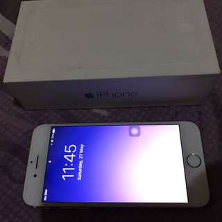 Selling My Pre Loved Iphone6 16GB Gold