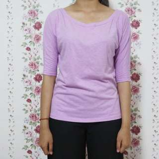 Colorbox Basic Top Purple