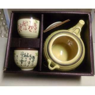 中型茶壺組