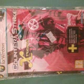 DVD Installer Counter Strike Xtreme v5
